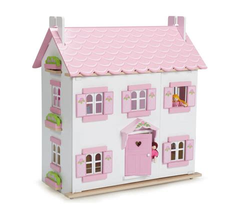 dolls house le toy van le toy van daisylane sweetheart cottage doll house