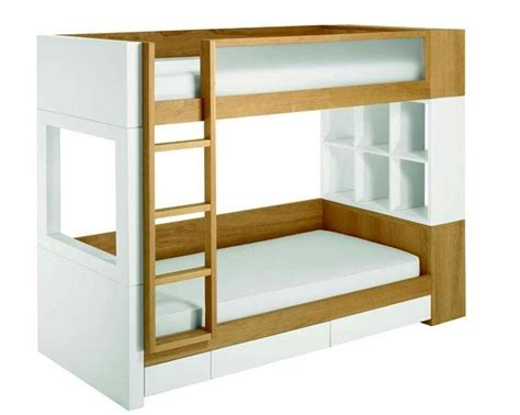 how to build bunk beds nurseryworks duet bunk beds