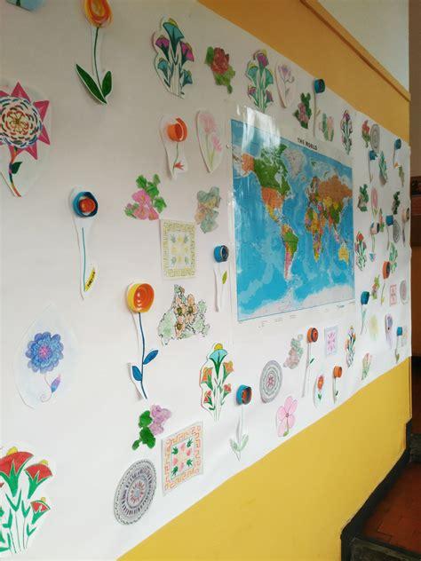 murales fiori fiori murales 2 nuova educazione