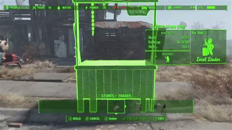 Fallout 4 Settlement Guide   Base Building, Materials