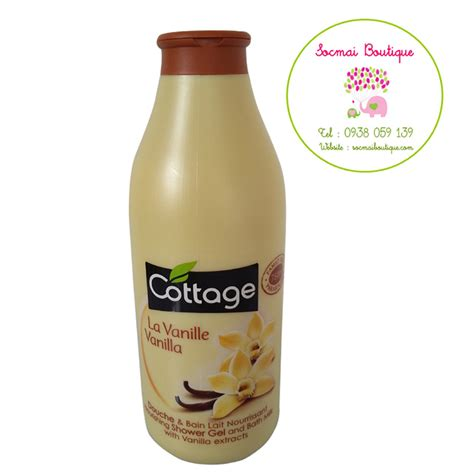 Cottage Shower Gel Bath Milk 750ml sữa tắm cottage shower gel bath milk