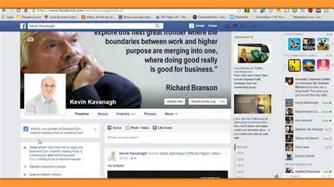 tutorial facebook ads 2017 facebook fan page tutorial 2017 facebook ad tips youtube