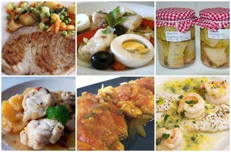 recetas de cocina sanas y faciles recetas de pescado sanas y muy f 225 ciles recetas de isabel