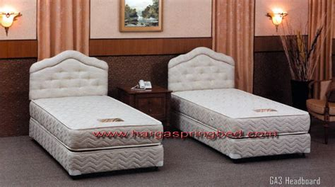 Harga Cardin Platinum guhdo hotel bed simpati furniture