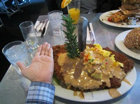 hash house a go go locations hand hammered pork tenderloin benedict picture of hash house a go go las vegas