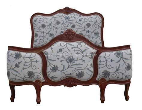 versailles upholstery versailles upholstered bed kingsize