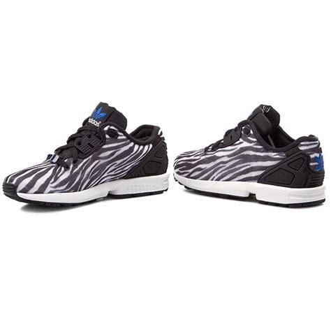 Adidas Zx Flux Decon B23728 adidas zx flux decon b23728 vinwht cblack blue