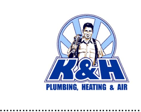 Plumbing Heating And Air by K H Plumbing Heating And Air Logo