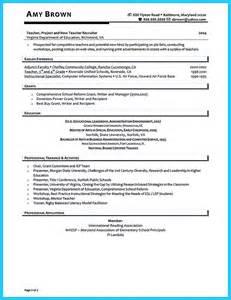 special events coordinator resume template effective
