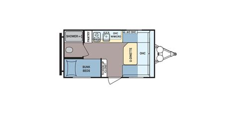 coleman travel trailers floor plans new 2017 coleman coleman cts15bh travel trailer for sale