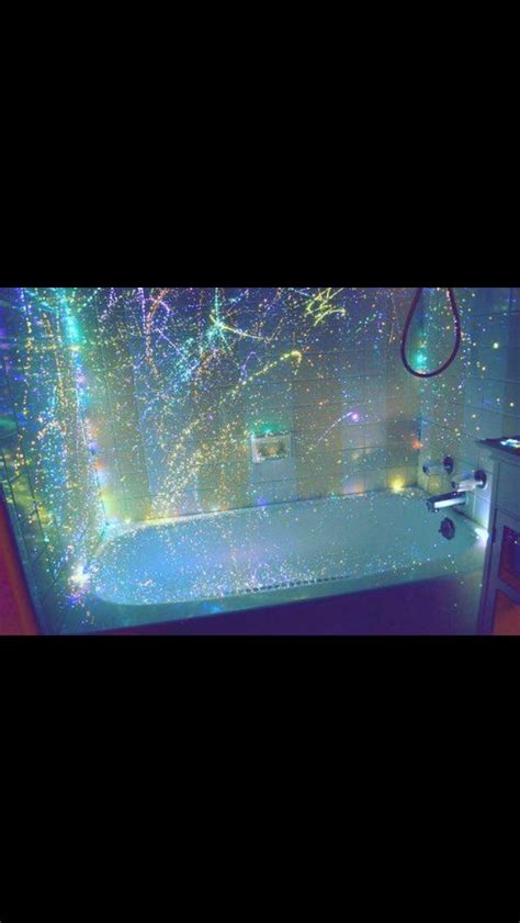 Glow In The Dark Shower Curtain Trusper