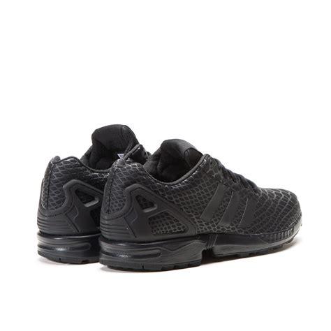 black zx flux adidas zx flux techfit core black af6388
