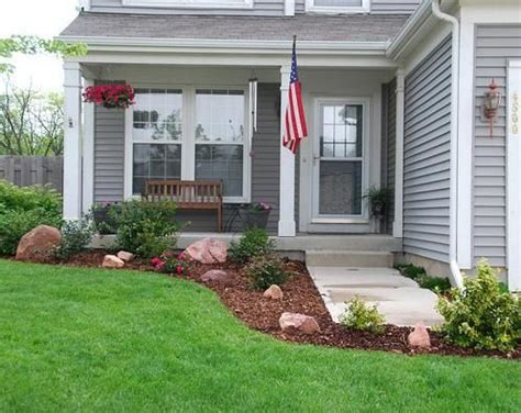 landscaping ideas for small front yard front yard