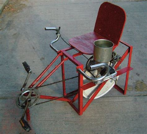 pedal boat german pedal powered farms and factories the forgotten future of