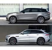 Range Rover Velar Vs Jaguar F Pace