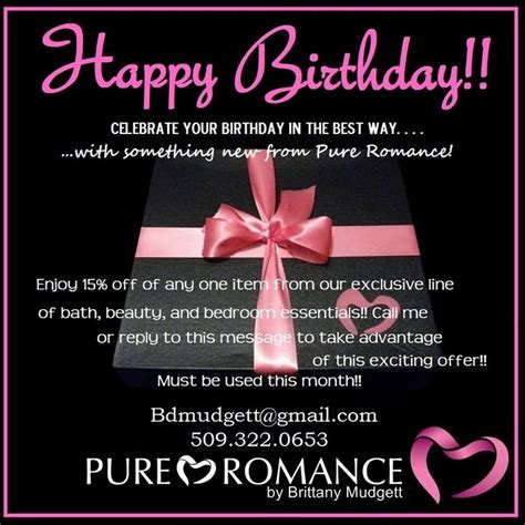party themes for pure romance birthday pure romance pure romance ideas pinterest