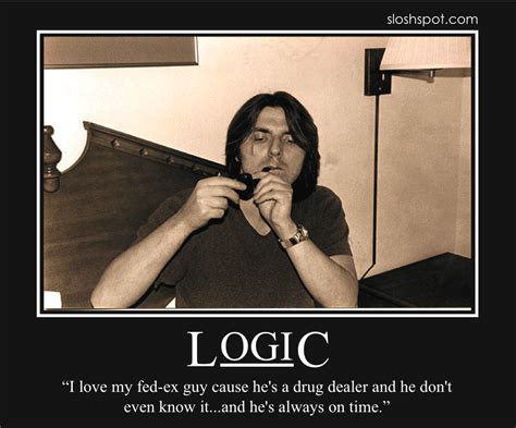 My Fed Me Lsd At Four by The Attic Mitch Hedberg Fed Ex Dealer