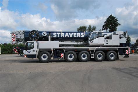 new mobile new mobile crane stk stravers torenkranen bv