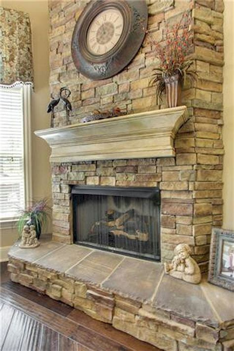 fireplace stone ideas 80 rustic fireplace decor ideas mantels mantle and