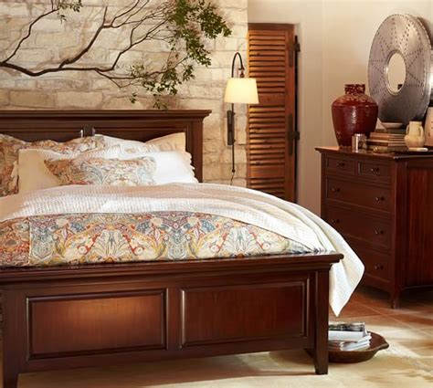 pottery barn hudson bed hudson storage bed dresser set pottery barn