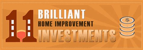 best home improvement investments