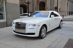Picture Of Rolls Royce Ghost 2016 Rolls Royce Ghost Series Ii New Bentley New
