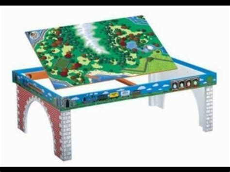 thomas the tank engine train table thomas train table vs imaginarium train table youtube