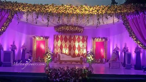 types of decorations types of wedding stage decoration and its growing