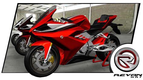 modifikasi motor sport indonesia 89 modifikasi motor minerva cbr terbaru kucur motor