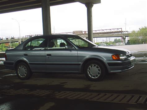 toyota tercel 1996 for sale 1996 toyota tercel pictures 1500cc gasoline automatic