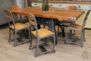 Industrial Kitchen Table Furniture Vintage Inspired Chair The Eton Industrial Style