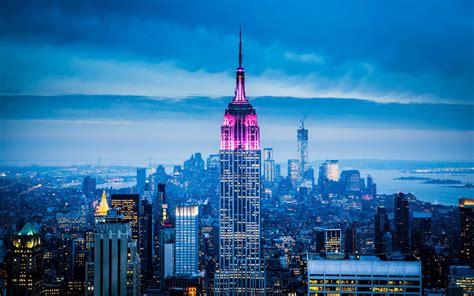 imagenes 4k new york empire state building wallpapers wallpapersafari