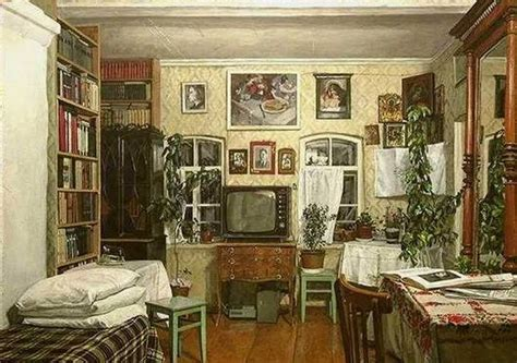 Sitting In This Room Russian by