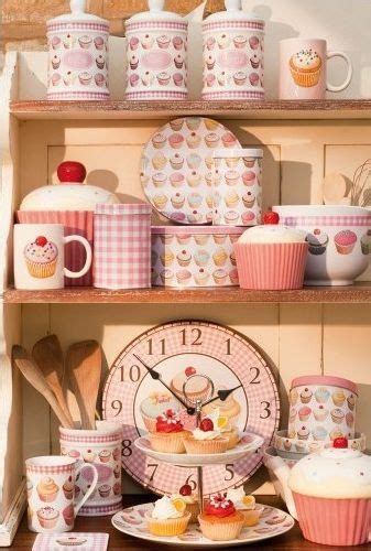 cupcake home decor kitchen 17 best ideas about cupcake kitchen decor on pinterest