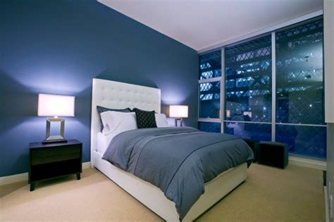 white blue bedroom 15 blue bedrooms with soothing designs