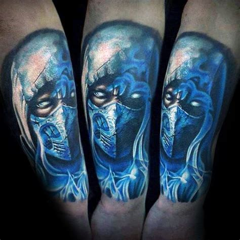 sub tattoo 70 mortal kombat tattoos for gaming ink design ideas