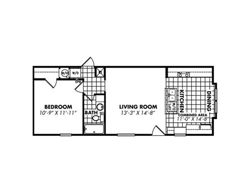 1 bedroom mobile homes floor plans 25 best ideas about mobile home dealers on pinterest