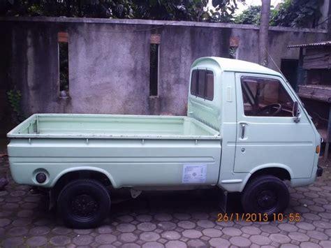 suzuki st20 1980 hijau muda d originale truck suzuki carry and