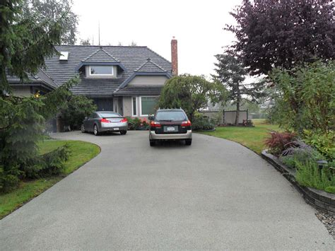 Rubber Matting For Driveways by Driveway Resurfacing Rubber Driveway Images Bc Eco