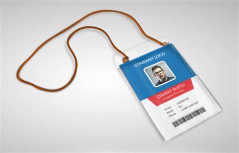 microsoft access id card template 10 free employee id card design templates mockups
