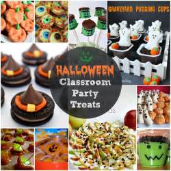 Best Halloween Party Decorations Easy Halloween Treats For Your Classroom Parties Or Just