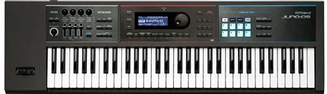 Keyboard Korg Juno roland juno ds61 61 key synthesizer arranger compass