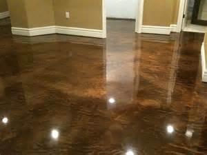 basement floor epoxy reflector enhancer residential san diego by elite crete systems west coast