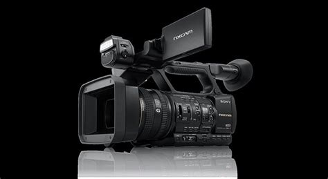 and camcorder all in one sony announces the new hxr nx5r camcorder new remote