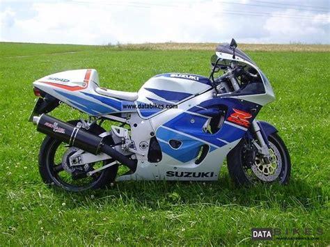 1996 Suzuki Gsxr 750 1996 Suzuki Gsx R 750 Srad