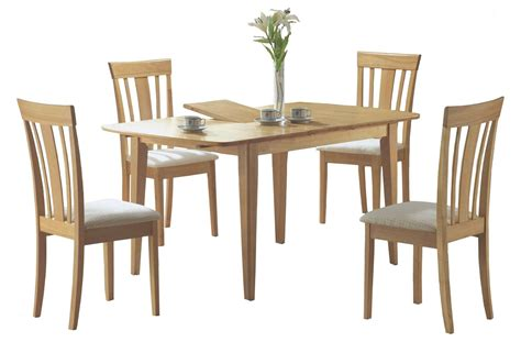 Dining Room Sets With Leaf 4267 Maple Butterfly Leaf Dining Dining Room Set From