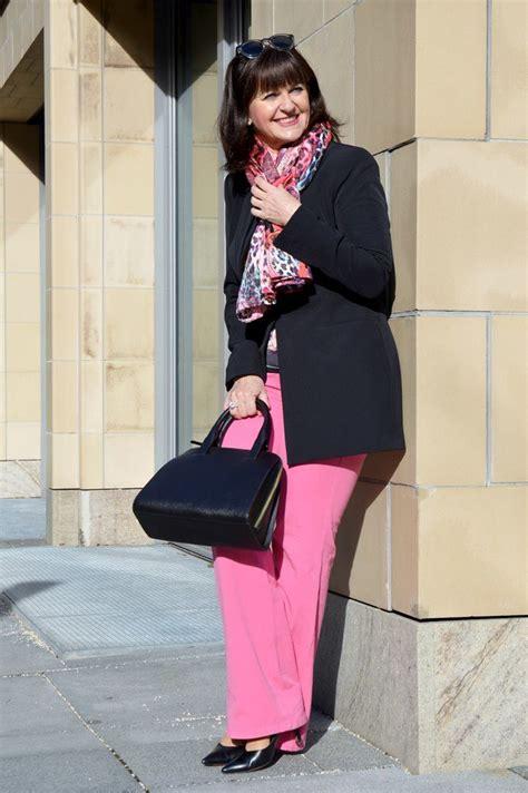 Pink Kombinieren by Trendfarbe Pink Kombiniert Mit Schwarz Martina Berg