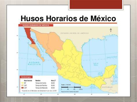 Horario Para Revalidar Placas En Cd Obregon | secuencia 4 coordenadas geogr 193 ficas y husos horarios