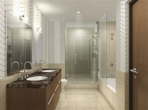 Modern Bathroom Floors 45 Modern Bathroom Interior Design Ideas