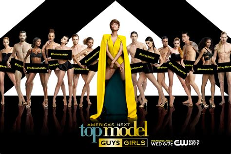 Merry From Topmodelgossip by America S Next Top Model 2015 Spoilers Meet The